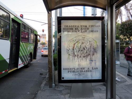 """Acciones """"Sin Contenido"""" (México, México)"""
