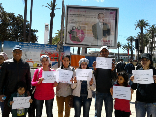 [MAROCCO] Symbolic Action at Casablanca